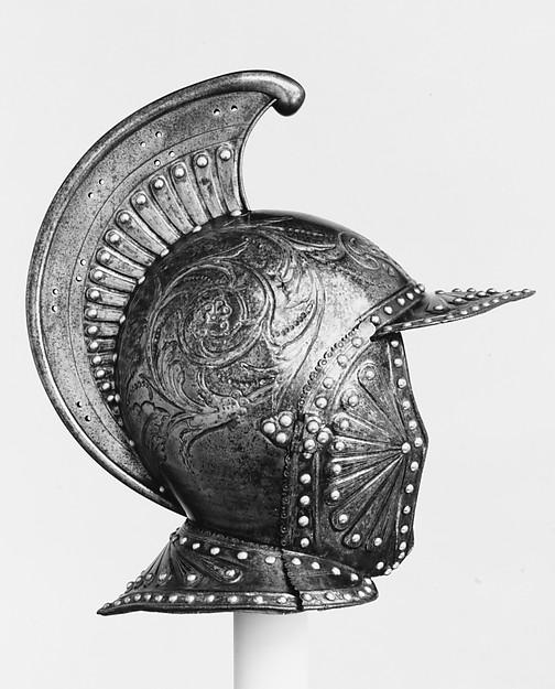 Parade Helmet à l'Antique