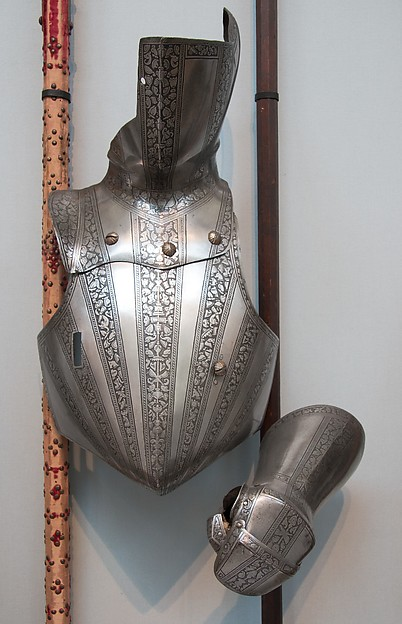 Manifer (Reinforced Left Gauntlet)