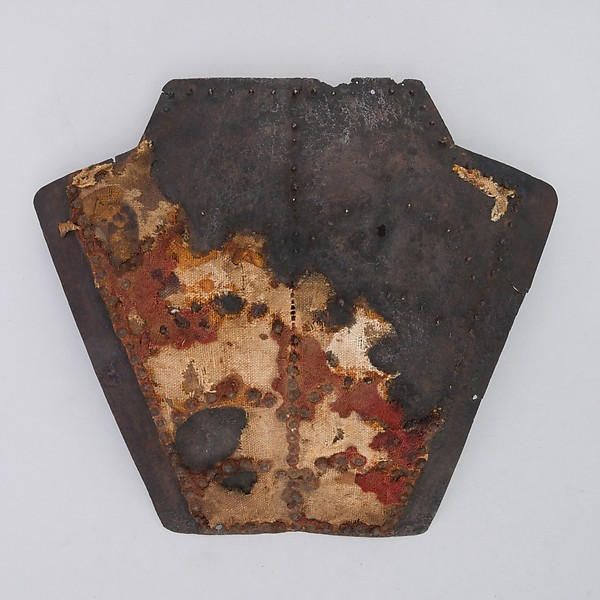 Backplate from a Brigandine
