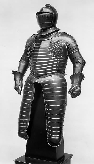 Three-Quarter Armor