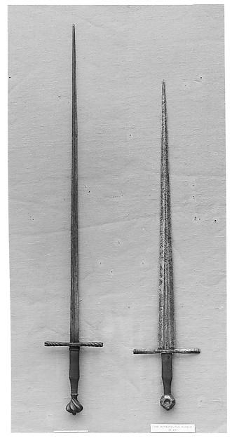 Sword (Estoc)