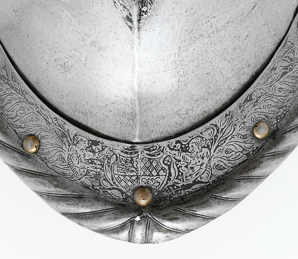 Shaffron of Ottheinrich, Count Palatine of the Rhine (1502–1559)