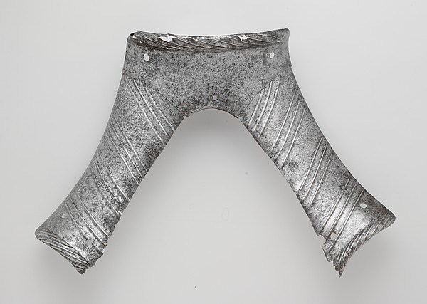 Pommel Plates of Saddle