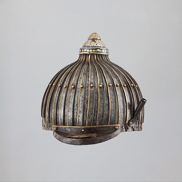 Multi-Plate Helmet of Thirty-One Lames