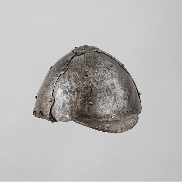 Helmet of Eight Plates in the Korean Style