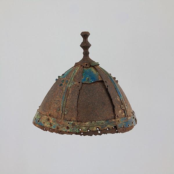 Eight-Plate Helmet