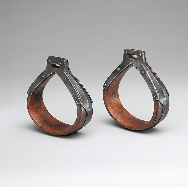 Pair of Stirrups
