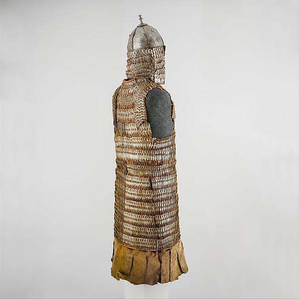 Lamellar Armor (Byang Bu'i Khrab) and Helmet