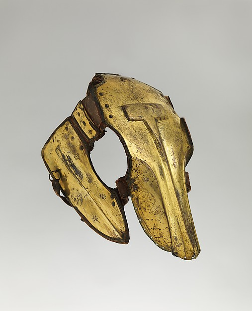 Shaffron (Horse's Head Defense)