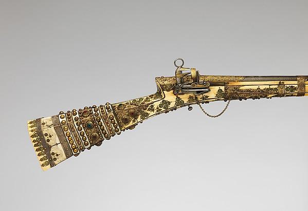 Miquelet Gun