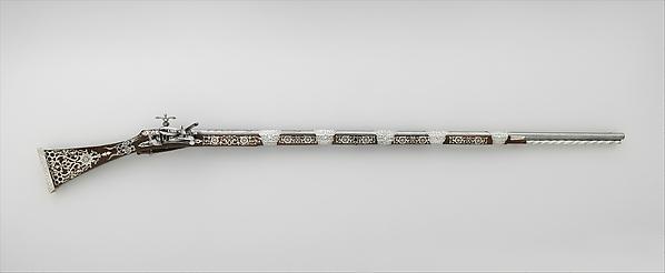 Miquelet Gun of Ali Pasha