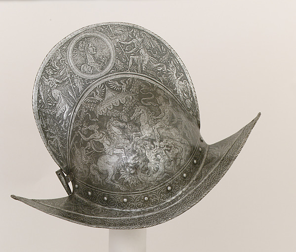 Comb Morion
