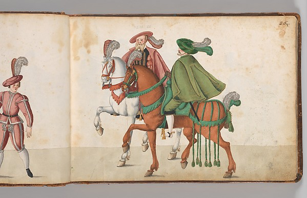 Album of Tournaments and Parades in Nuremberg
