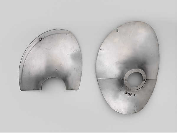 Vamplate (Hand Guard for a Lance)