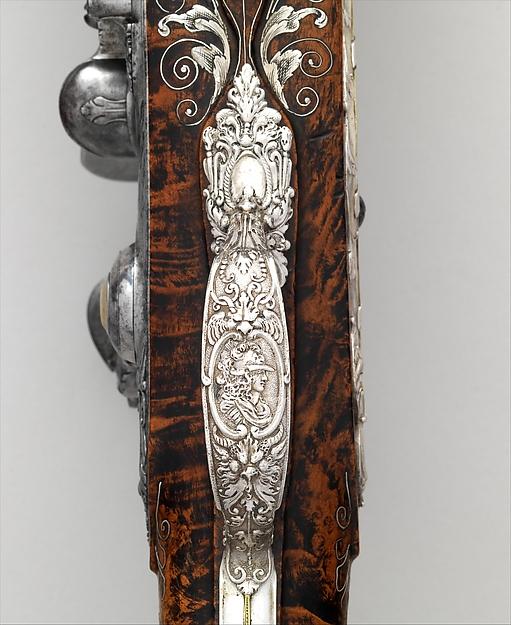 Flintlock Sporting Gun of Empress Margarita Teresa of Spain (1651–1673)