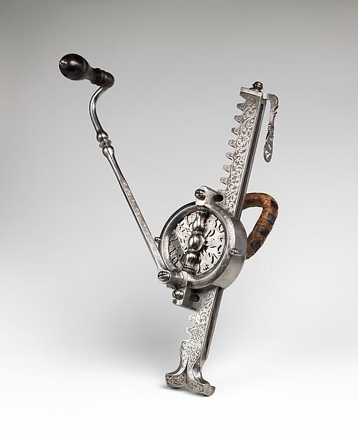 Cranequin (Crossbow Winder)