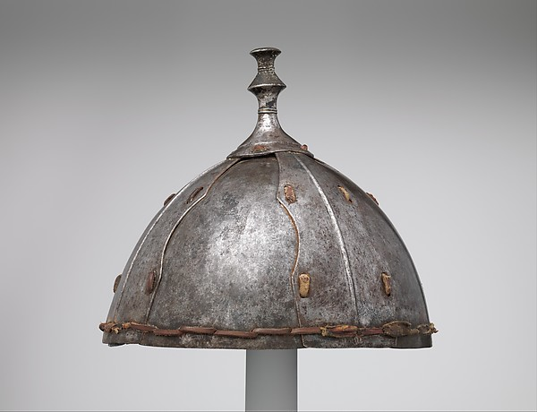 Eight-Plate Helmet