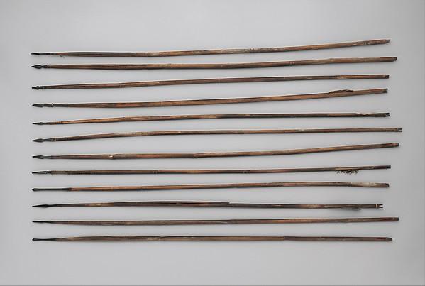 Twelve Arrows