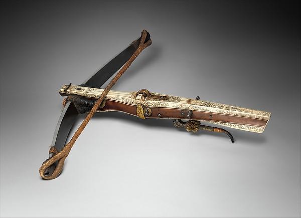 Large Crossbow (Ganze Rüstung) of Johann Georg, Baron von Rechenberg