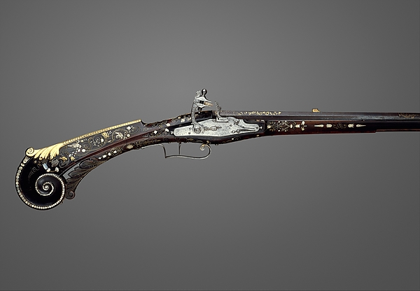 Flintlock Gun