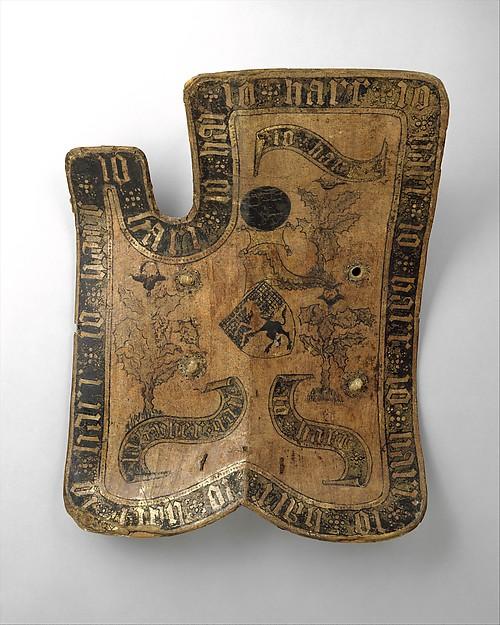 Horseman's Shield (Targe)