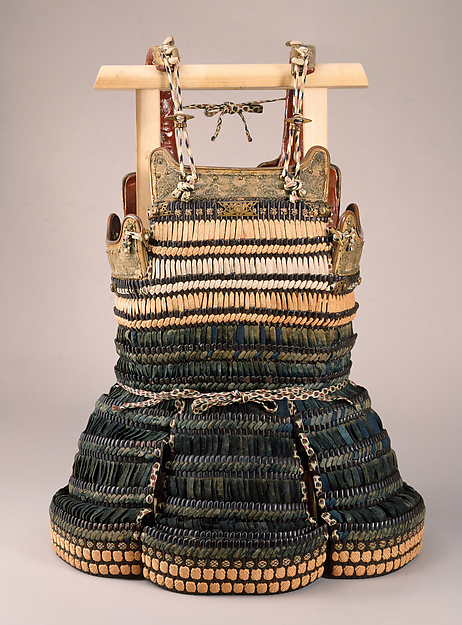 Cuirass of a Haramaki