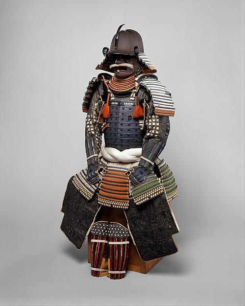 Armor of the Gusoku Type