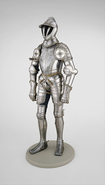 Armor of Emperor Ferdinand I