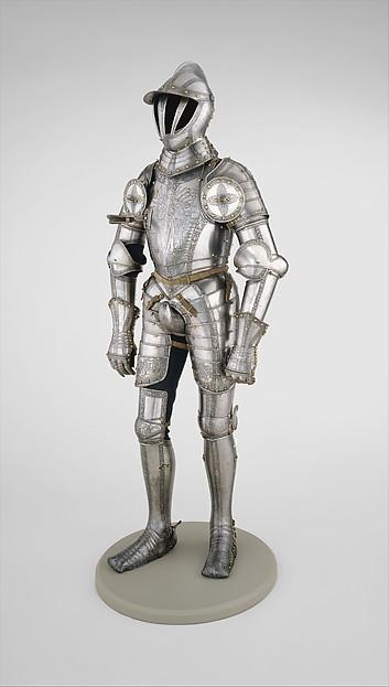 Armor of Emperor Ferdinand I (1503–1564)