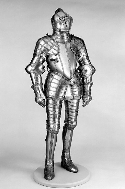 Field Armor Probably of Sir John 
