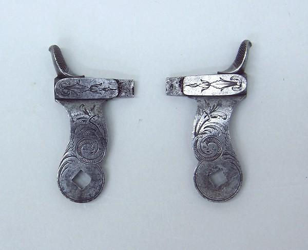 Pair of tubelock hammers (serial no. 8458)