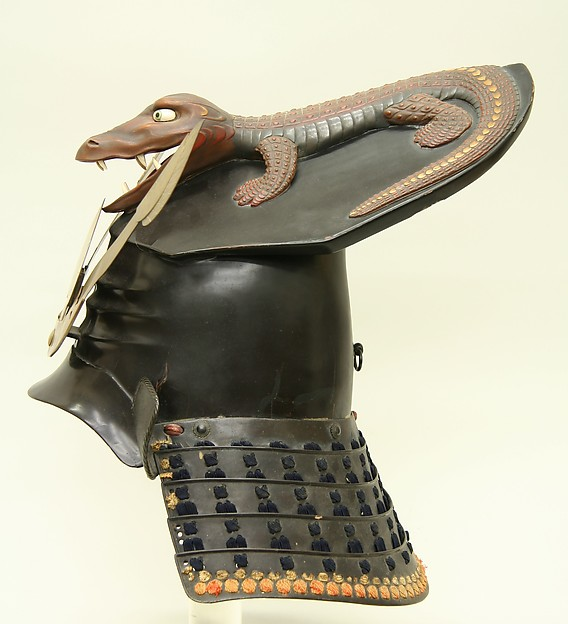 Helmet (kawari kabuto)