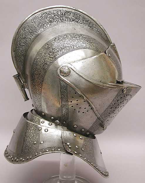 Three-Quarter Armor