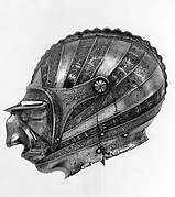 Close Helmet with Mask Visor
