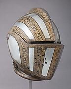 Close Helmet for Foot Combat