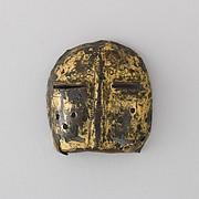 Visor of a Miniature Helm