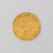 Coin (Noble, Rose) Showing Edward IV