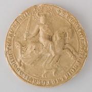 Landgraf Heinr. II der Eiserne von Hessen, (1323-1376)