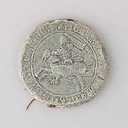 Seal of John II (1405-1454), King of Castile and Leon
