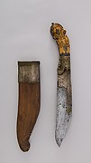Dagger (Piha Kaetta) with Sheath