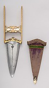 Dagger (Katar) with Sheath and Blade