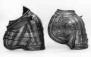 Pair of Pauldrons (Shoulder Defenses)