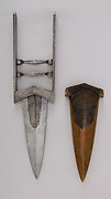 Dagger (Katar) with Sheath