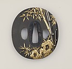 Sword Guard (Tsuba)
