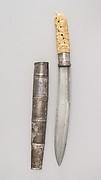 Dagger (Dha) with Sheath