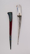 Dagger (Pesh-kabz) with Sheath