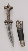 Dagger (Siha Kaetta) with Sheath