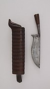 Court Knife (Wedong) with Sheath