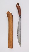 Knife (Golok) with Sheath