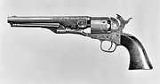 Colt Model 1861 Navy Percussion Revolver, serial no. 12240